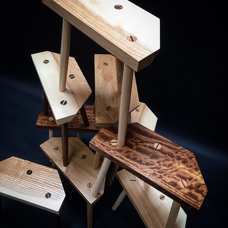 Workshop Stools