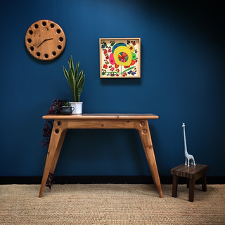 Pippy Table and Clock
