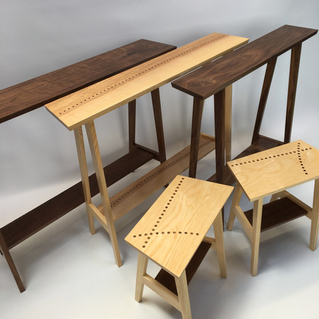 Hallway Tables and Bedside Tables