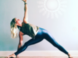 Warm Yoga at Vibe Yoga Lounge in Chester, NJ