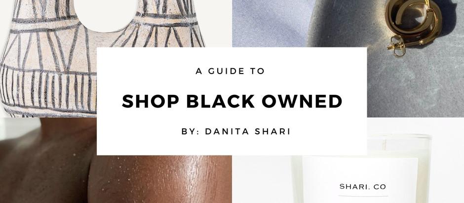 Black Owned Shops