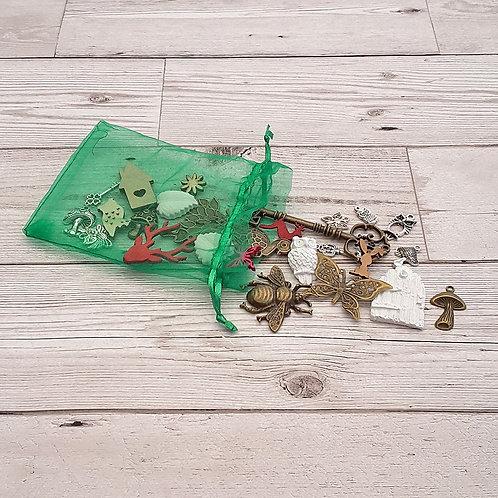 Embellishment Pack -Secret Garden