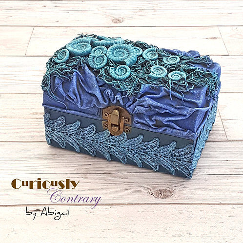 Ammonite Treasure Chest - available now