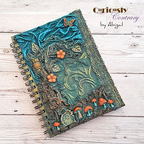 Enchanted Forest Journal by Curiously Co