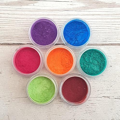 Metallic Pigments - Individual Pots & Sets