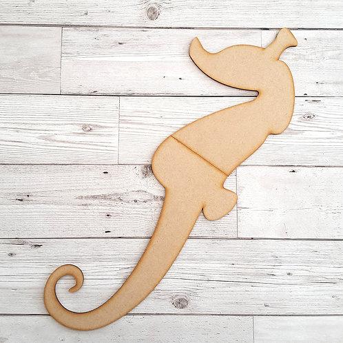 MDF Seahorse