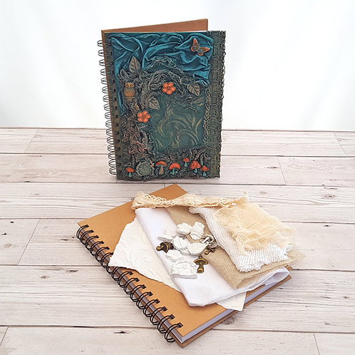 Enchanted Forest Journal Project Kit