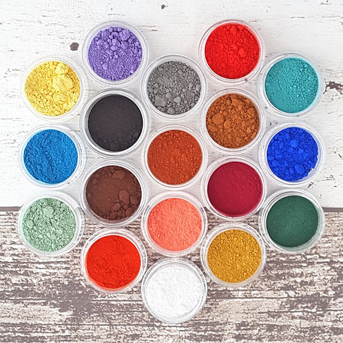Matt Pigments - Individual Pots & Sets