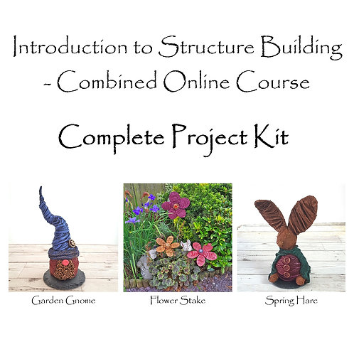 Introduction to Structure Building - Online Workshop Kit