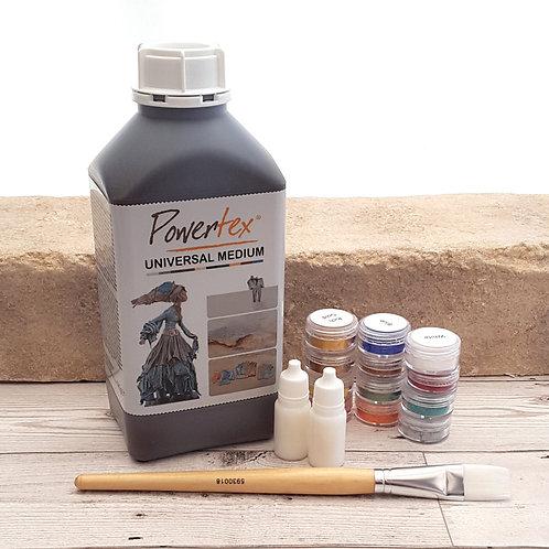 Large Fabric Sculpting Starter Kit