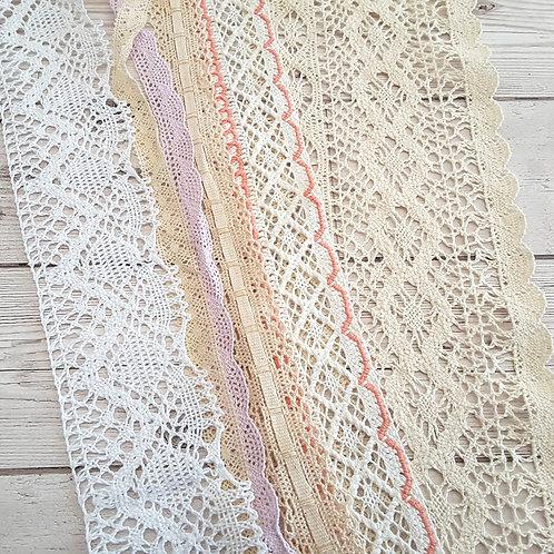 Cotton Lace Pack