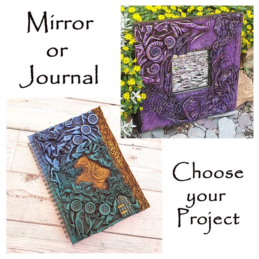 Journal or Mirror Workshop