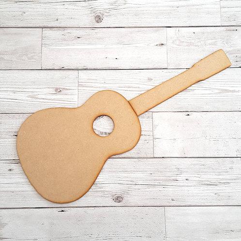 MDF Guitar