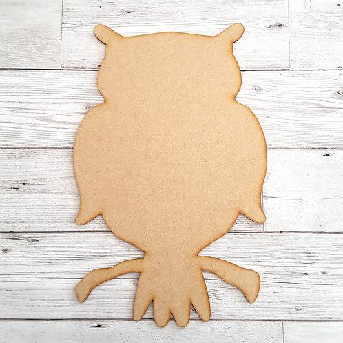 MDF Owl
