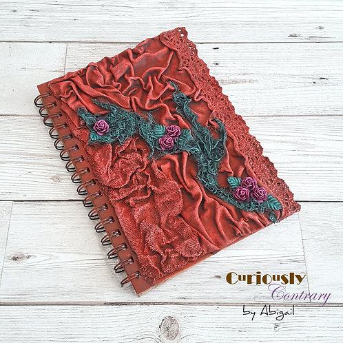 A5 Flowers Journal