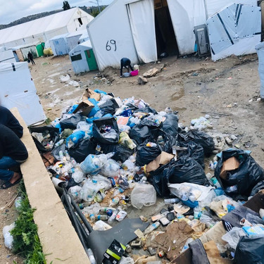 Refugees in Greece Extremely Vulnerable to COVID-19 Outbreaks