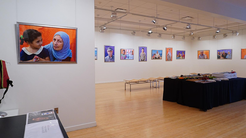 The Silva Gallery at The Pennington School 2019