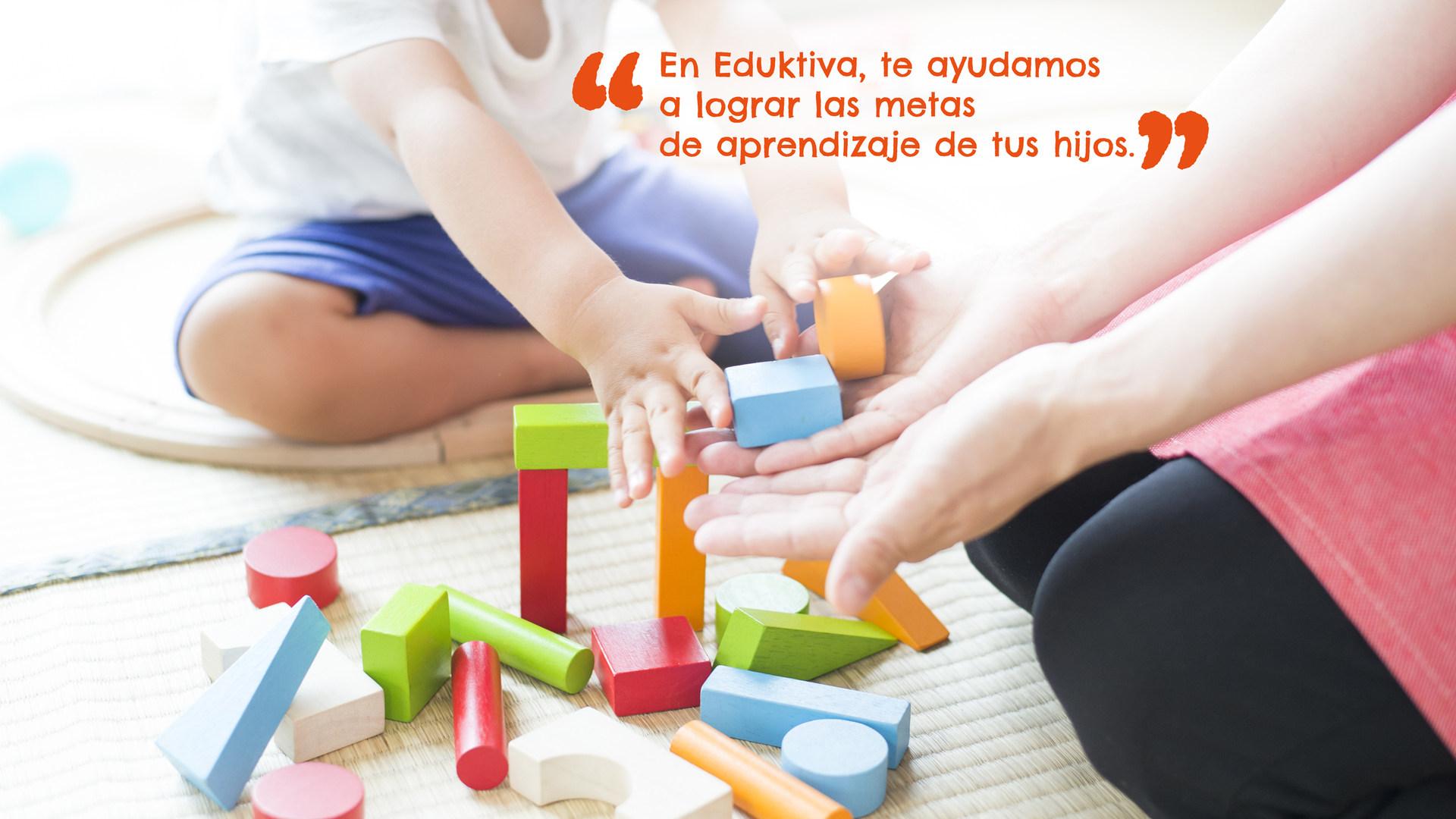 En Eduktiva, te ayudamos a lograr las metas de aprendizaje de tus hijos.