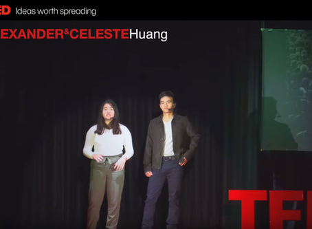 TED.com - It's Our Time for Action by Celeste Huang and Alexander Huang