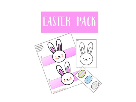 Bunny Easter Pack