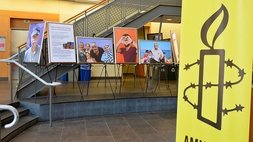 Amnesty International - Mid-Atlantic Conference 2018