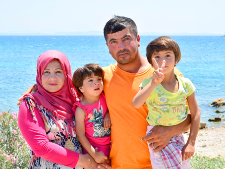 """Carta de Roma - """"The Power of Faces"""", telling refugees with photography"""