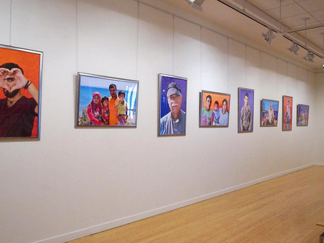 The Power of Faces - Touring Exhibit