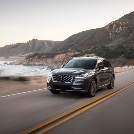 Three Things Know About the 2020 Lincoln Corsair