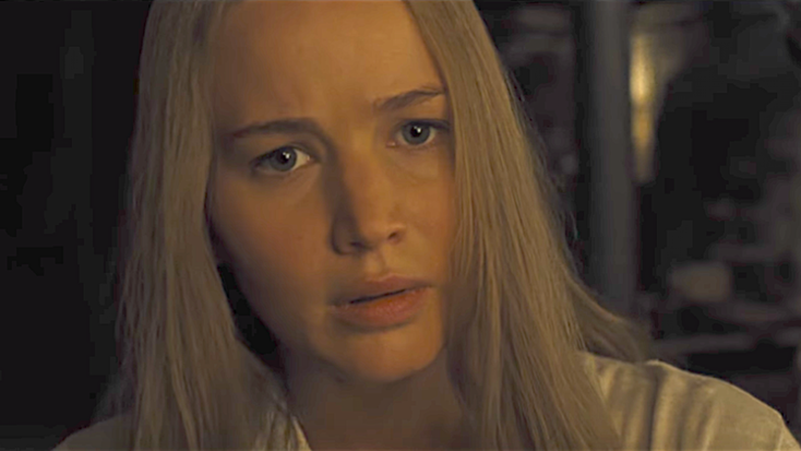 Awards Season If Onlys - Jennifer Lawrence in mother!