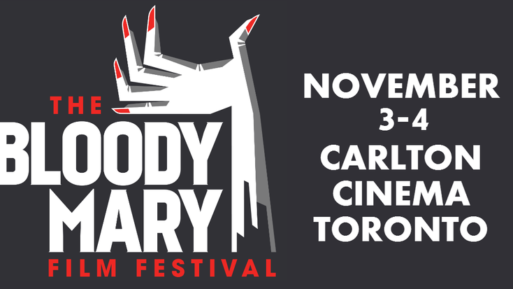The Bloody Mary Film Festival Interview / International Women's Day