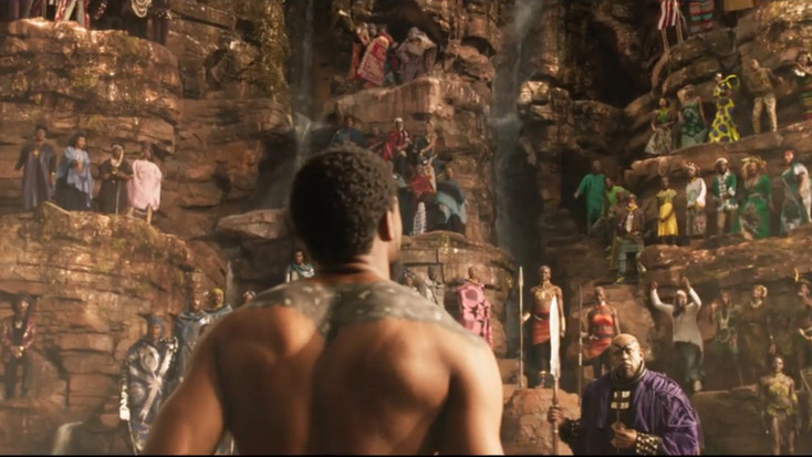 Black Panther - Marvel's first 'serious' movie