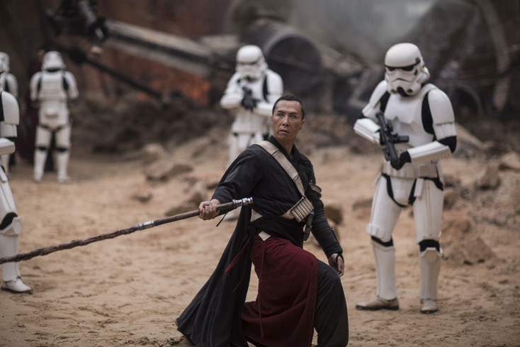 The force is definitely with Donnie Yen