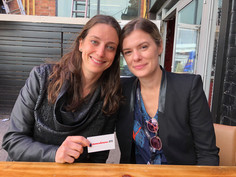 [TIFF 2019] INTERVIEW - Anna Maguire and Julia Lederer (It's Nothing)