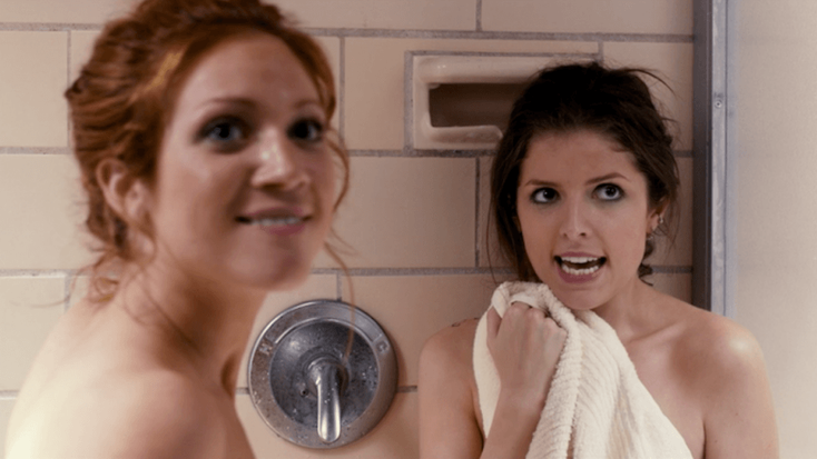 Can we talk about that scene? Pitch Perfect's shower scene
