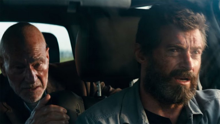 Can we talk about that scene? Hugh Jackman in Logan