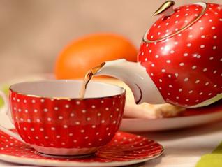 Приглашение на чаепитие!