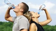Не забывайте пить воду!