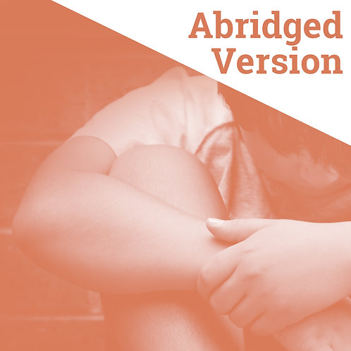 Pediatric Strangulation Case Review and Assessment - abridged version (personal)