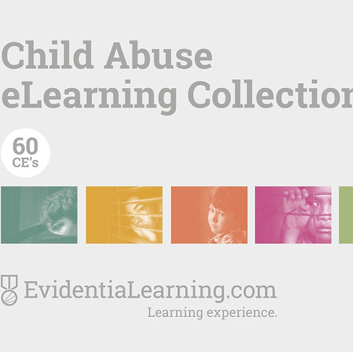 Child Abuse eLearning Collection (personal license)
