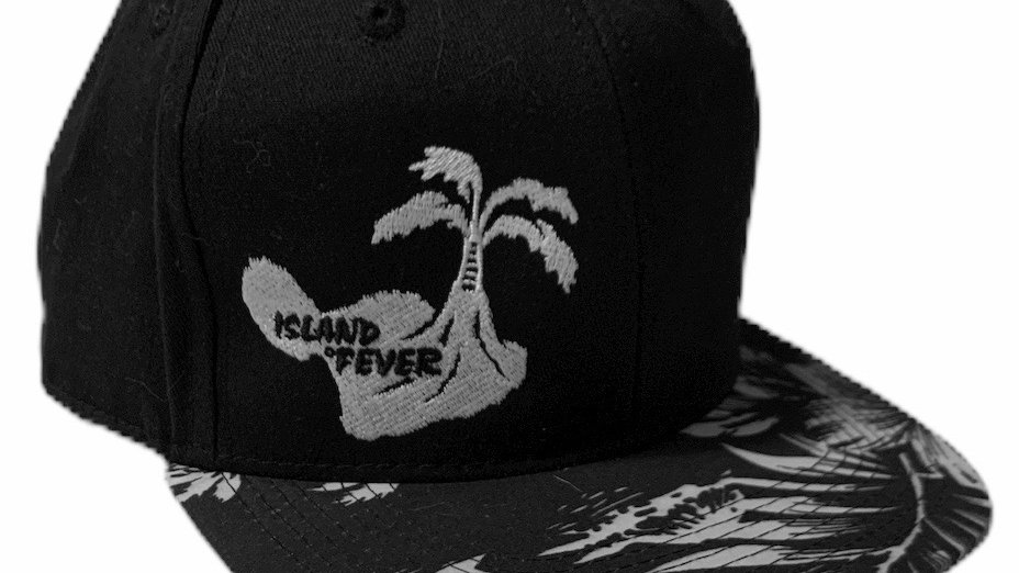Island Fever Logo Hat/Palm