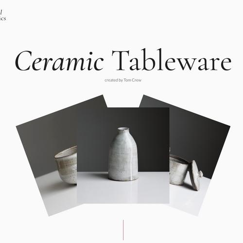 Minimal Ceramics