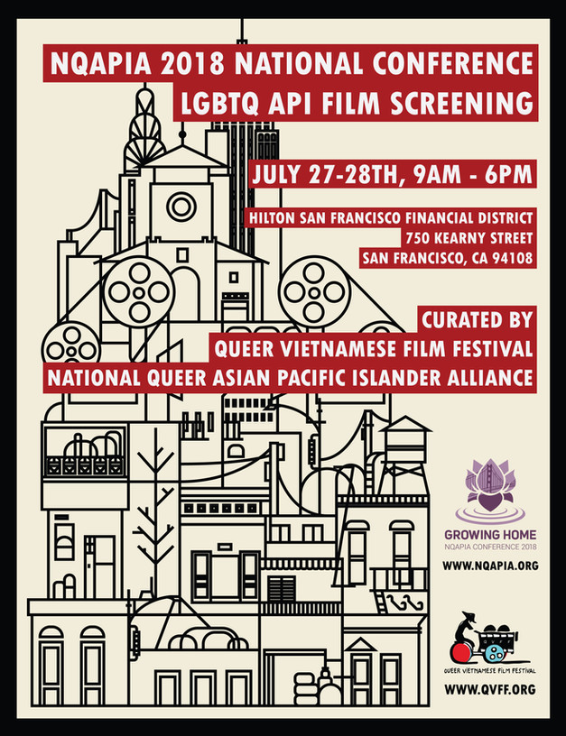 LGBTQ API Film Screening