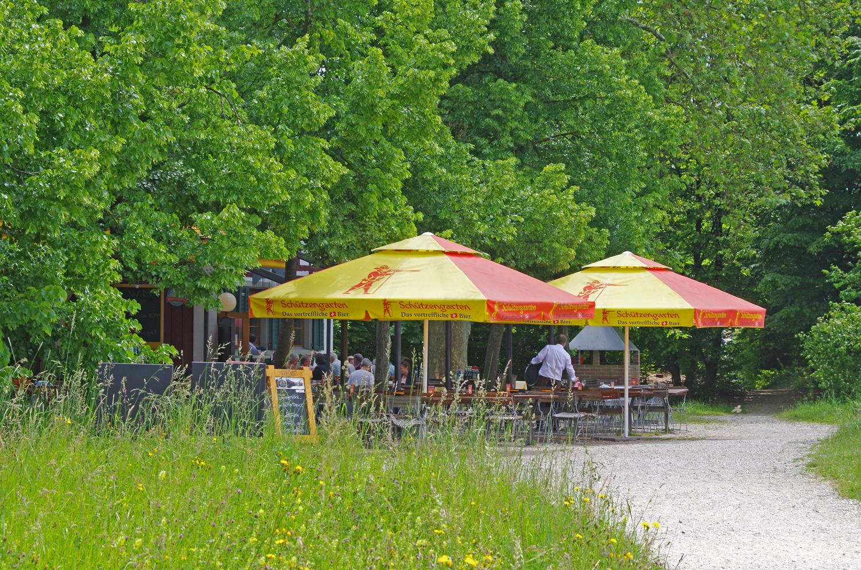 Restaurant, Irchelpark