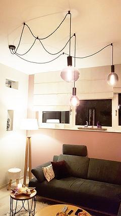 Aménagement, agencement et décoration d'un salon moderne, par l'architecte décorateur d'intérieur Mosser Intérieur Design dans le Var