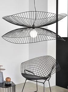 Laetitia MOSSER décoratrice architecte d'interieur à Toulon, Var, aime les luminaires Forestier