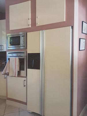 Photo avant travaux, Avant / Après, Rénovation d'une cuisine à La Londe Les Maures, par l'architecte décorateur d'intérieur Mosser Intérieur Design dans le Var