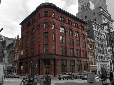 Historic Central Savings Bank Gets New Life