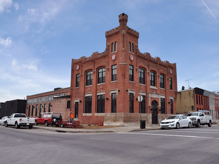 Progress at Historic Pabst Brewing Building