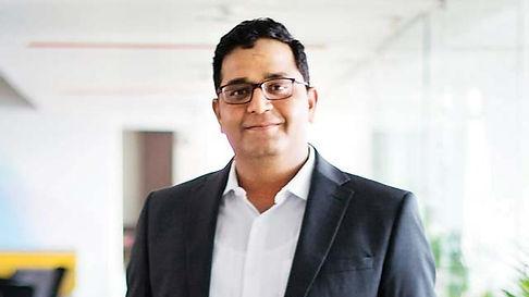 "The man who earned a billion by granting ""cashback"": Vijay Shekhar Sharma"