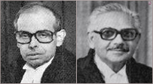 Hon'ble Justice Lalit Mohan Sharma and J S Verma